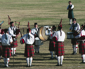 Maclean Highland Gathering