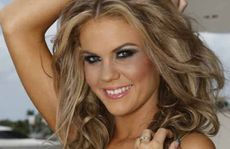Mackay's Brooke Nash is competing in the Miss Universe event in Melbourne.