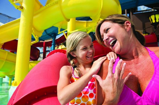 Zagames Paradise Resort Gold Coast to launch of the biggest Resort Aqua Play Water Park in the Southern Hemisphere.