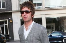 Former Oasis guitarist Noel Gallagher.