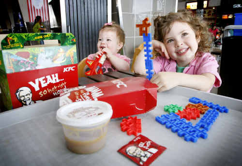 Kfc Toy Food : Kfc s toy ban falls fowl queensland times