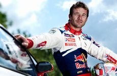Seven-time World Rally Champion Sebastien Loeb.