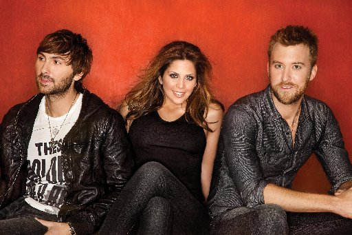 FESTIVAL ACT: Lady Antebellum will be part of the line-up at the upcoming CMC Rocks QLD festival.