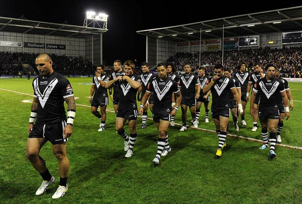 The Kiwis have assembled one of its strongest sides in recent history to face Australia at Eden Park tomorrow.