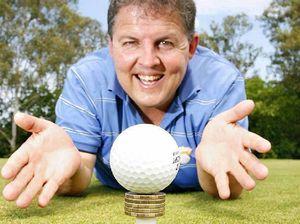 Club offers cut-price golf games