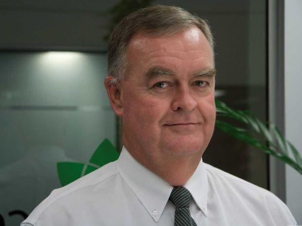 Growcom CEO, Alex Livingstone.