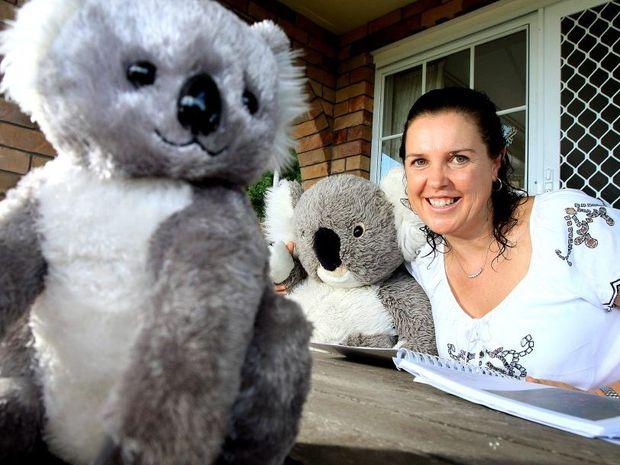 Team Koala president Jenny Hayes.