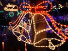 Aussie themed Christmas wonderland a hit with kids