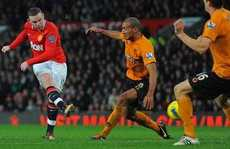 Manchester United v Wolverhampton Wanderers.