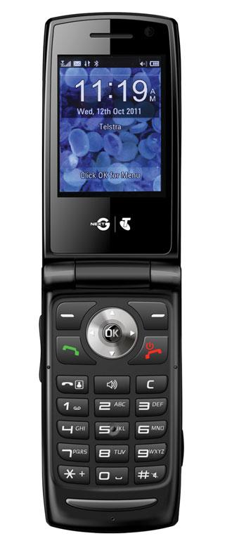 Telstra unveils phone for seniors