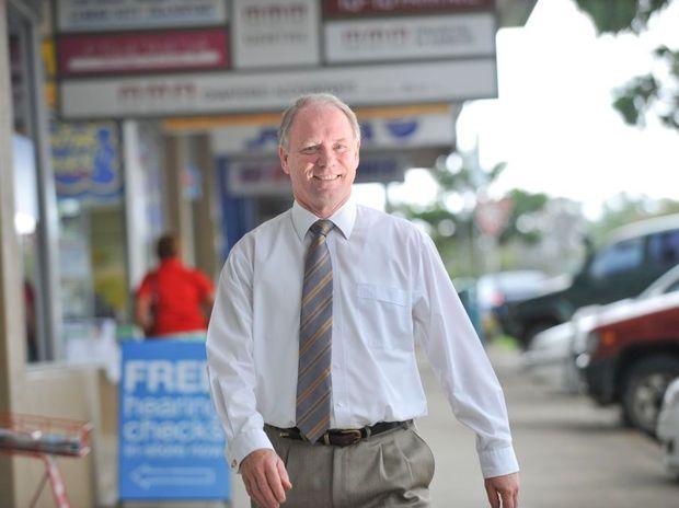 MP Andrew Fraser.