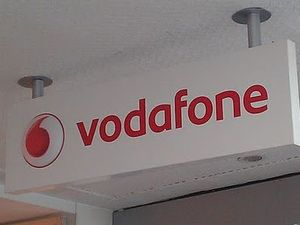 Vodafone customers left without services after outage