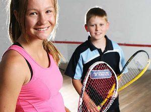 Squash making a bouncing comeback