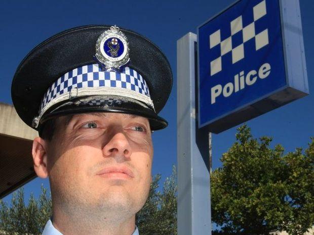 Saul Wiseman, police.