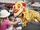 Lunar New Year celebrations at Inala Plaze