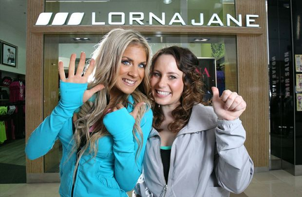 A Lorna Jane store will open in Gladstone in September.