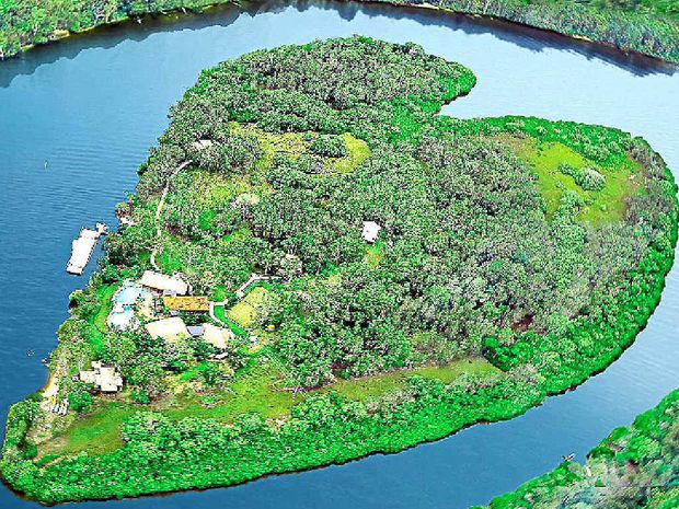 The luxurious Makepeace Island in the Noosa River was the only Australian property to feature in the Private Islands section of Tatler Travel Guide.