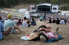 Splendour In The Grass has been held at Woodfordia for the past two years.