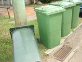 Residents rubbish council as new collection service leaves a mess