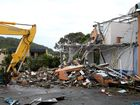 Motel demolished for Woolies