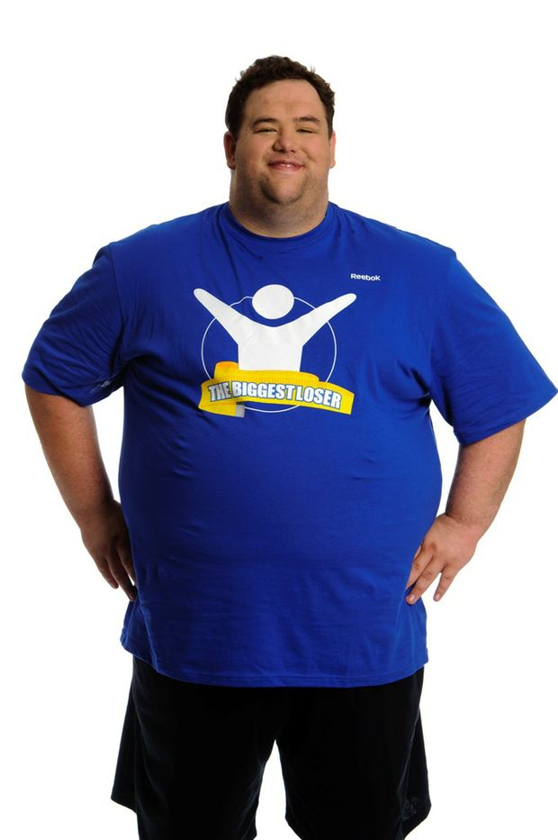 Biggest Loser contestant Ryan Preuss was eliminated last night.