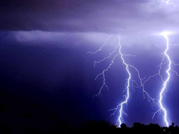 Lightning illustration: THINKSTOCK/GETTY IMAGES