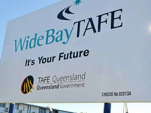 TAFE sales 'disgraceful': Tim Mulherin