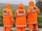 Four rescued by SES as floodwaters begin to recede