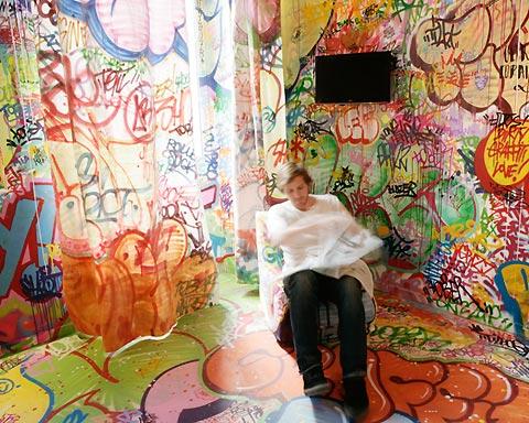 Panic Room by Tilt.