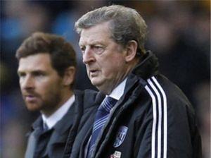 Hodgson set for England job