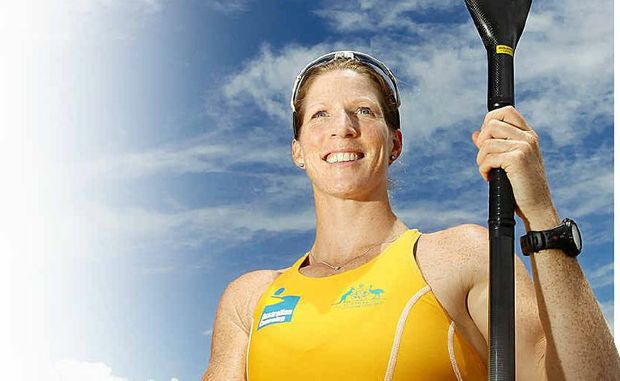 Rachel Lovell has set her sights on a gold medal.