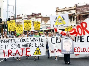 Anti-dump protest grows