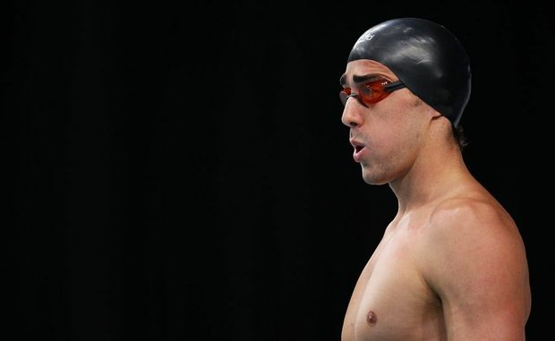 Pottsville's Matt Abood did not make the Olympics at the latest trials.