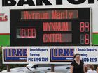 Wynnum Manly inflicted a massive 84-6 defeat on the Central Capras.