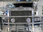 SHINING EXAMPLE: The Freightliner Coronado.