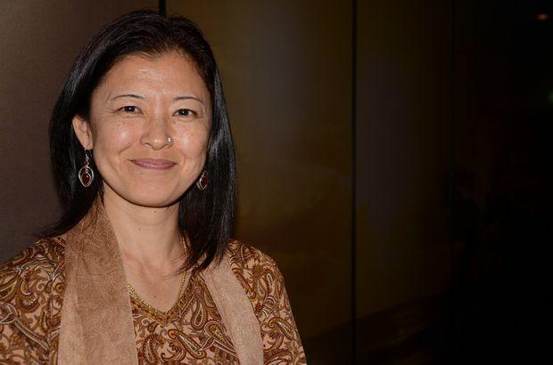 Kayoko Govindasamy at South Tweed Sports Club.
