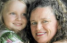 Grace and Noeleen Lawson at the Bundaberg Easter Round-Up Talent Quest