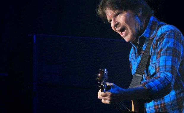 Creedence Clearwater Revival's frontman John Fogerty.