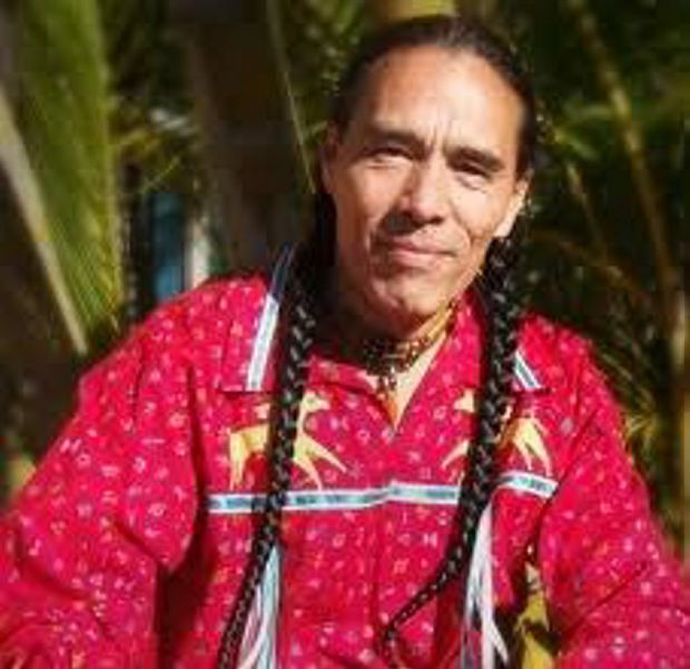 Johnnie Aseron will be bringing Native American culture to CGHEC on Friday.