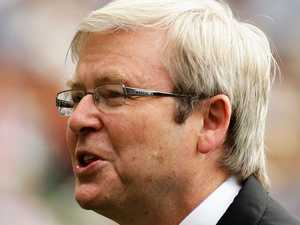 Kevin Rudd attacks feature in LNP ad
