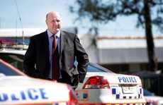 Detective Senior Sergeant Daren Edwards
