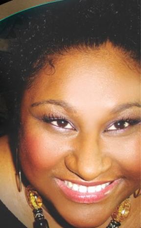 Angie Narayan of acclaimed band Suga Mama.