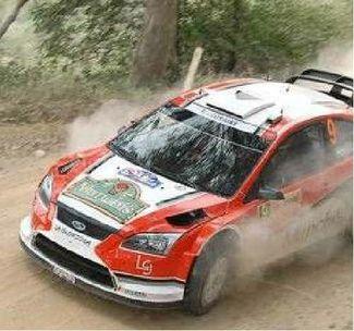 World Rally Championship debt paid.