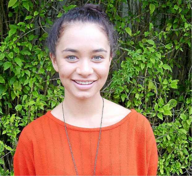 Maclean Showgirl entrant Casey Drew.