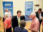 Mayoral debate sizzles