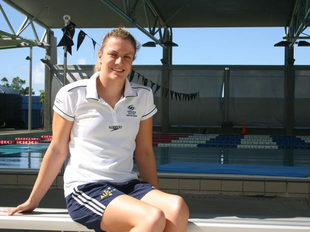 Skennars Head Swimming star Jacqueline Freney.