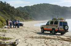BEACH TRAGEDY: A 27-year-old French tourist drowned on Diggers Beach on Monday.
