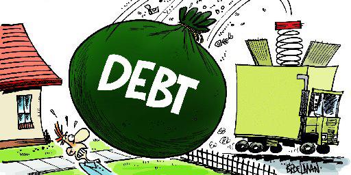 NDRRA debt.