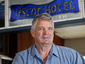 Will Cordwell, from the Ascot Hotel, has previously called for patrons not to be allowed to wear hoodies.