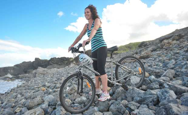 Avid Coffs Harbour cyclist Kylie Sykes is riding 500km through Cambodia in November to raise money for Life and Hope.